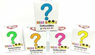 Ty Beanie 25001 Boos - Mini Boo Figures - BLIND BOX (1 random character)(2 inch)