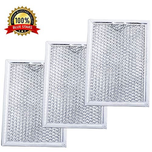 Ultra Durable WB06X10309 Microwave Oven Grease Filter 7-5/8