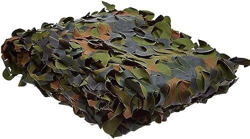 Camouflage parasol Camo Net Den Décoration Camping Sauvage Sunblock Cover Des Bois Chasse Tir Cacher (Taille   5x8m)