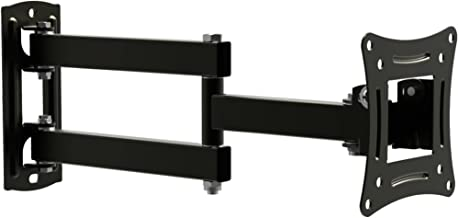 EMATIC EMW2301 TV Wall Mount Kit with HDMI Cables for 10