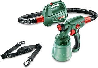 Bosch Home and Garden 0.603.207.000 Sistema de pulverización de pintura, 240 V, Verde, 410 W