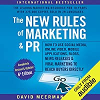The New Rules of Marketing & PR, 6th Edition's image