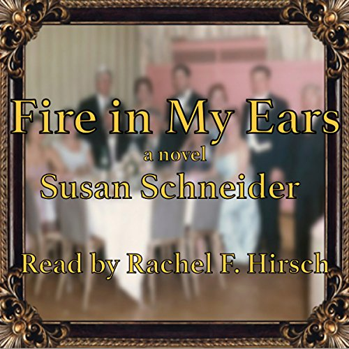 Fire In My Ears audiobook cover art