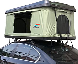 DragonLi Rooftop Tents General Motors Trucks SUVs Camping Travel Camping Tent fold Travel Box Rainproof Rooftop Tent Adventure Camping Outdoors