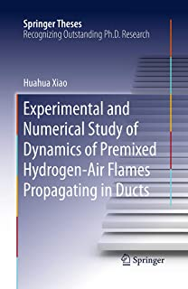 Experimental and Numerical Study of Dynamics of Premixed Hydrogen-Air Flames Propagating in Ducts (Springer Theses)