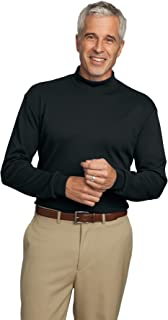 Port Authority Men's Interlock Knit Mock Turtleneck