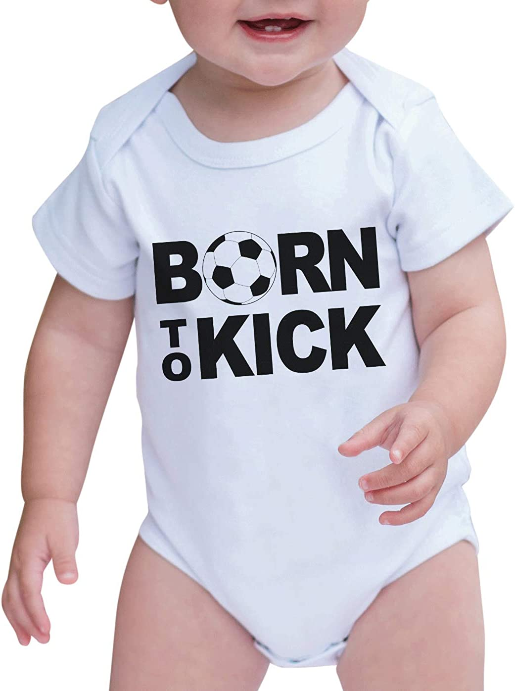 7 ate 9 Store Apparel Baby Free shipping / New Kick Born Onepiece to Boy's