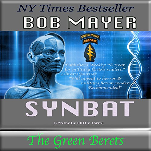 Synbat (The Green Berets) cover art