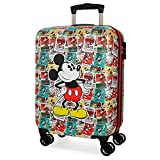 3. Maleta Disney - Modelo multicolor de Mickey