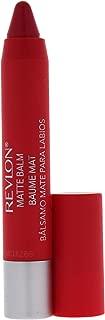 Revlon Matte Balm - # 210 Unapologetic By Revlon for Women - 0.095 Oz Lipstick, 0.095 Oz