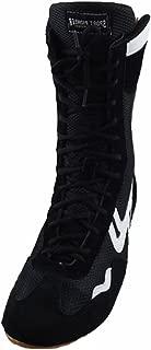 SF Wrestling Shoes Boxing Boots Rubber Sole Combat Training Shoes for Men&Women&Children Kids