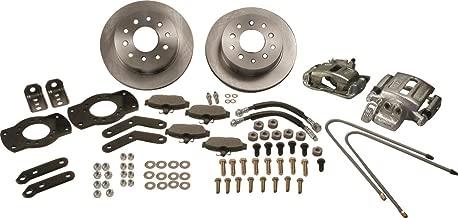 SSBC A125-2 Rear Disc Brake Conversion Kit
