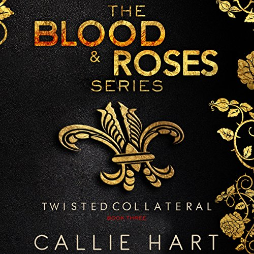 Twisted & Collateral audiobook cover art