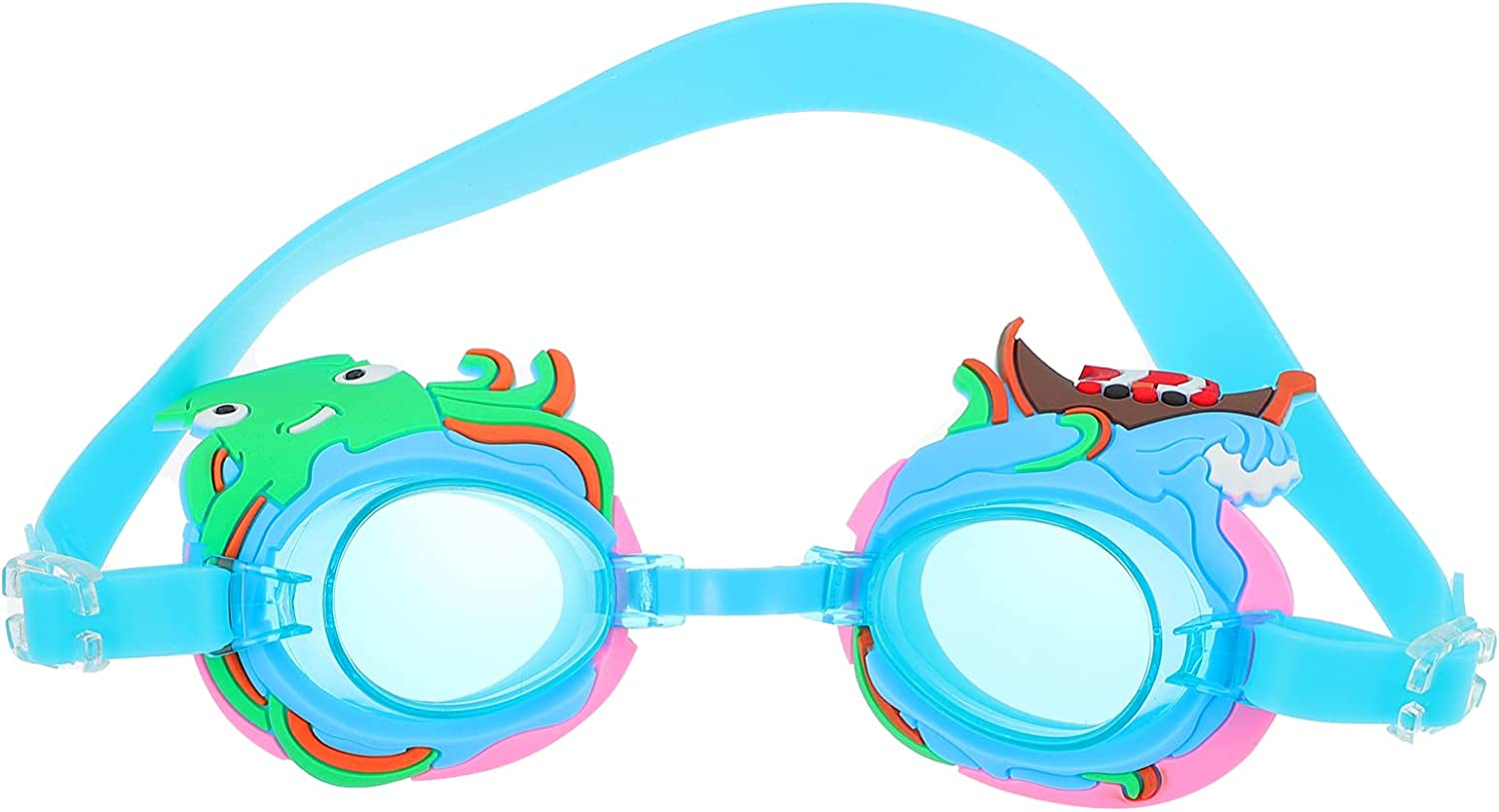 SOIMISS 1 Pair Super beauty product restock quality top Anti- Fog Swimming Goggles Max 47% OFF E Octopus Kid