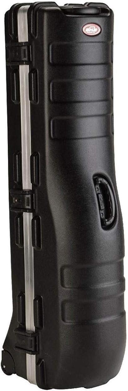 SKB Cases ATA standard hardshell polyethylene plastic wheeled TSA locking golf travel case