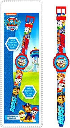 Kids Licensing PW16268 - Reloj Digital de Paw Patrol