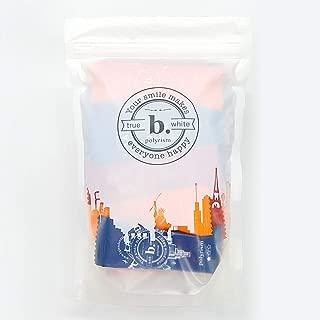 新品 b.glen(ビーグレン)【公式】スポンジ型ホワイトニング歯ブラシ デンタルクリーナー (18個入り)