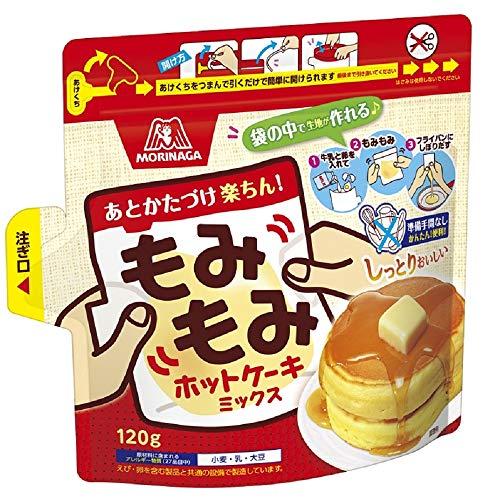森永製菓 もみもみホットケーキミックス 1セット 3袋
