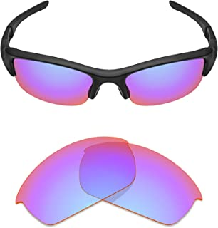 Mryok Replacement Lenses for Oakley Flak Jacket - Options