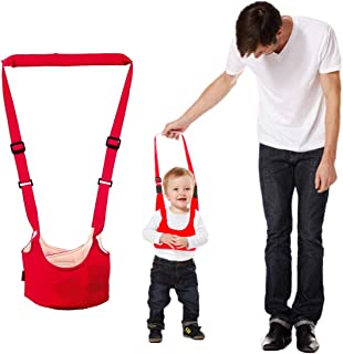 YOMYM Baby Toddler with Basket (red), Walking Baby Walking Harness - Kangaroo Accessory for Boy and Girl, Adjustable Baby ...