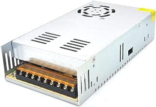 Padarsey 15A 24V DC 直流電源変換器 過負荷過電圧遮断可能 自動リセット可能 放熱ファン付き 安全保護装置 コンピュータ/3Dプリンタ AC-DCコンバーター100V→24V