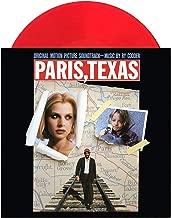 Paris, Texas (Original Motion Picture Soundtrack) - Exclusive Limited Edition Red Translucent Vinyl LP (#/300) [Condition-VG+NM]