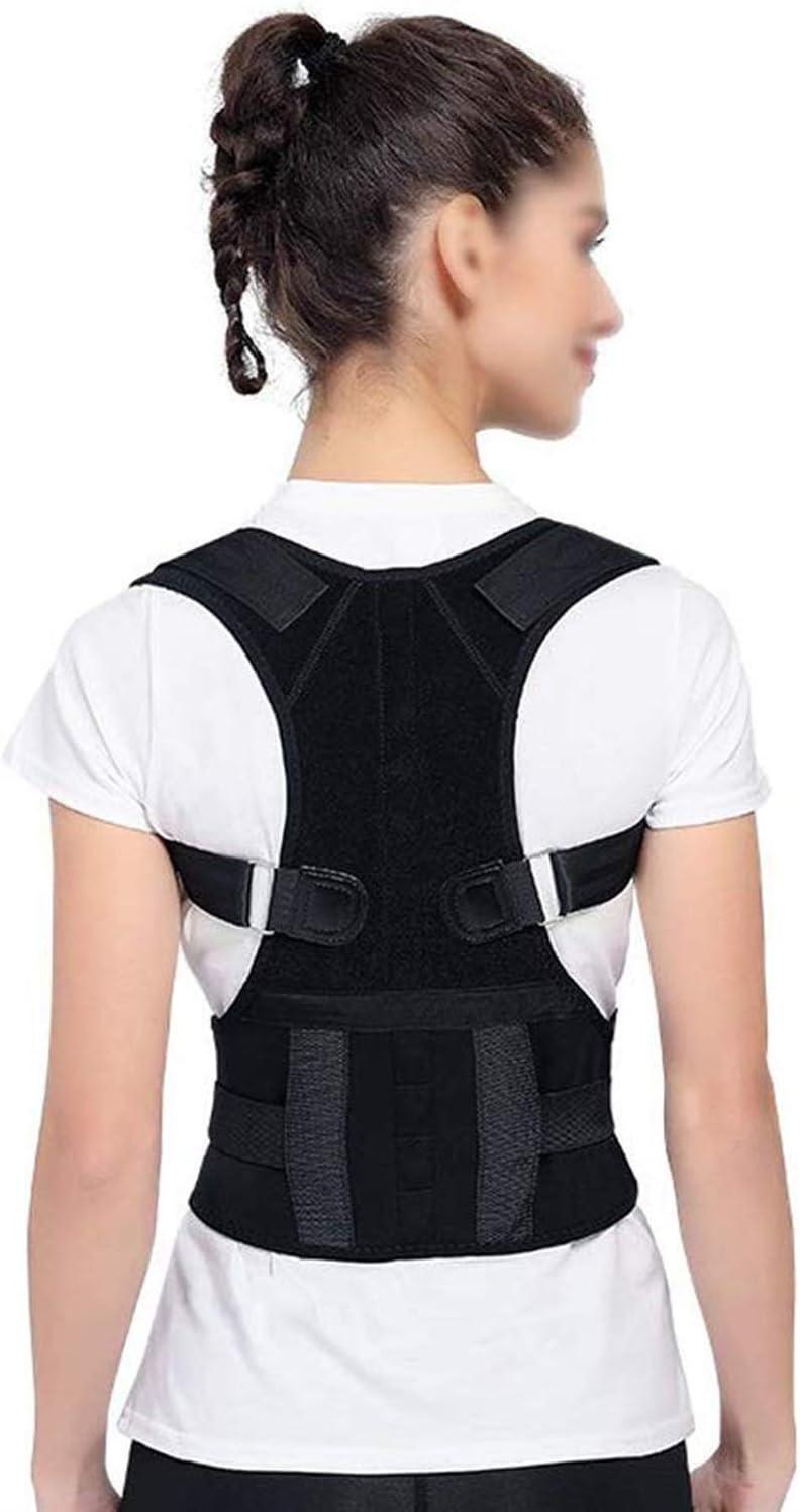 TTZ Back Brace Posture Corrector for Women Men Finally resale start and Lumbar discount -