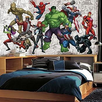 Best avengers wall mural Reviews