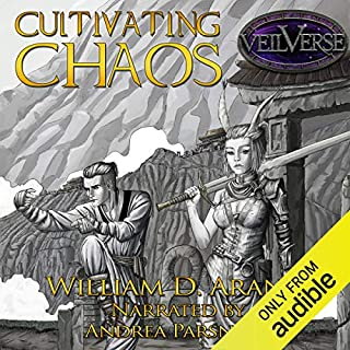 Cultivating Chaos audiobook cover art