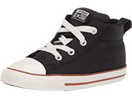 36ef9733db1d97 Converse Kids Chuck Taylor All Star Street Pinstripe - Mid (Infant Toddler)