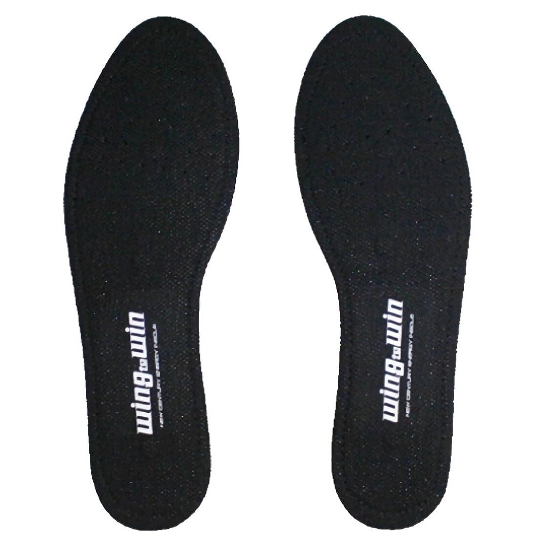 不明瞭失しわTQインソール ハードタイプ Lサイズ 足への負担を軽減 全身のバランスがとれ、人生の歩みが変わる (L)