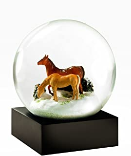 Snow Globe (Horses)