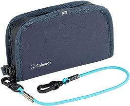 Shimoda 520-081 SD Card Wallet, Camera Case, Parisian Nights
