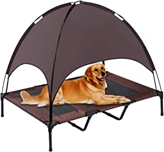 Best outdoor canopy dog bed Reviews