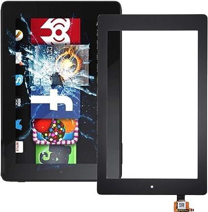 cd873707f79 GUODONG Accesorios de reparación Digitalizador de Panel táctil para Amazon  Kindle Fire HD 7 2017 (