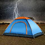 Krevia Waterproof Picnic Tent for 8 Person Outdoor Trekking Camping, 1pc