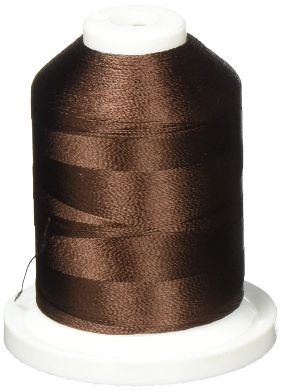 Robison-Anton Rayon Super Strength Thread, 1100-Yard, Dark Brown