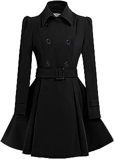 Best black womans pea coat Reviews