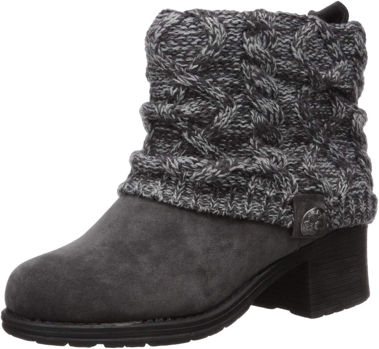 MUK LUKS Women's Haley Boots Ankle