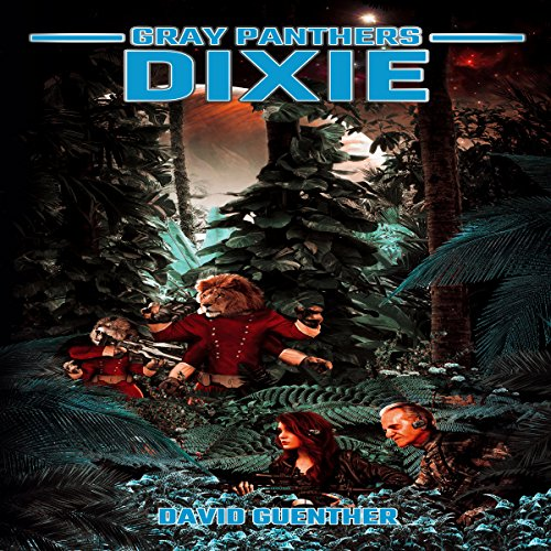 Gray Panthers: Dixie audiobook cover art
