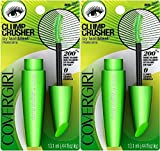 (X2) CoverGirl Clump Crusher Mascara By Lashblast, Black 805, 0.44 Ounce 2 Pack!