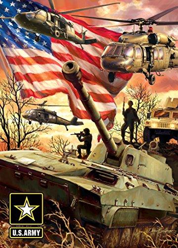 MasterPieces Army Firepower 1000 Piece Jigsaw Puzzle