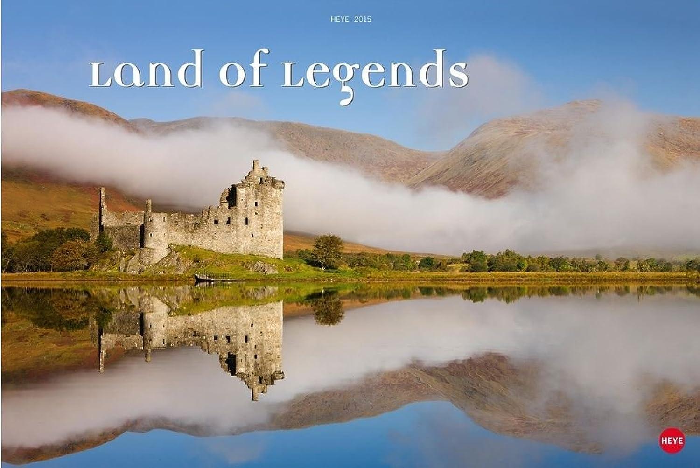 Kalender 2015 Land of Legends Edition Naturkalender Wandkalender 58,0 x 39,0 cm B00JUPMD3S | Louis, ausführlich