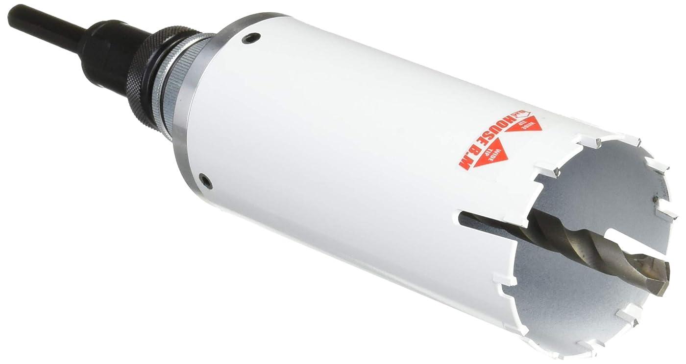光のレキシコン防腐剤ハウスB.M マルチ兼用コアドリル MVC65