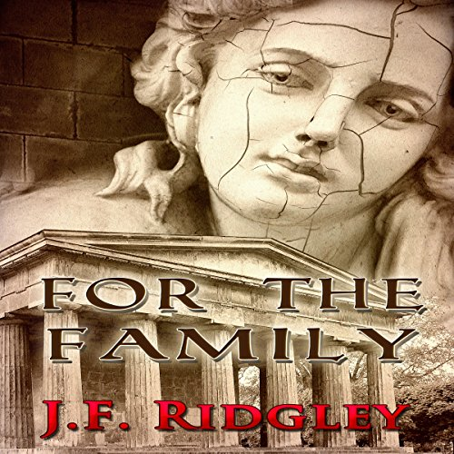 For the Family audiobook cover art
