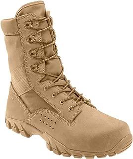Bates Men's Cobra Jungle Coyote Tactical Jungle Boot