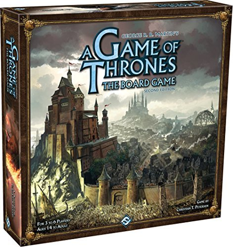 Fantasy Flight Games A Game of Thrones The Board Game: 2nd Edition