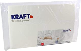 Kraft Yataş Micro Fit Visco Tsytkv-1 Oyun Parkı Yatağı, Beyaz