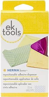 EK Tools EK HRMA DOTTO REPOSITABLE Pink 55-01073