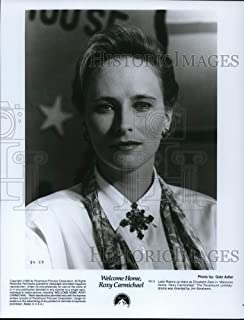 Historic Images - 1990 Press Photo Laila Robins in Welcome Home Roxy Carmichael